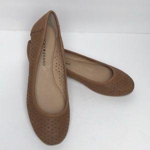 Lucky Brand Eaden 2 Ballet Flats